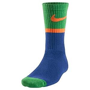 Nike Classic Swoosh HBR Crew Socks #SX4929-438 (M)
