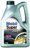 Mobil 1 Super 2000 X1 10W-40 Engine Oil