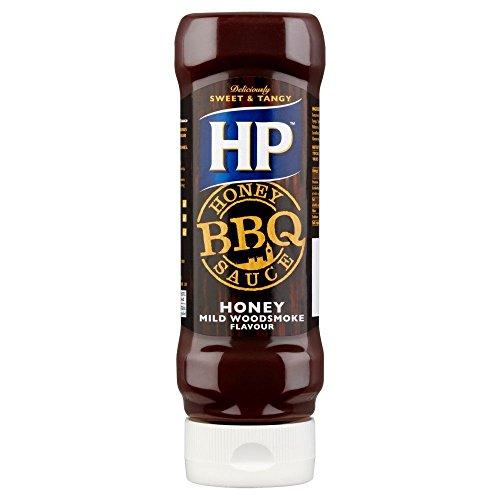 HP BBQ Honey Top Down Sauce - 465g (Hp Bbq Sauce)