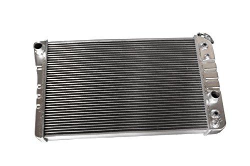 KKS829 New 3 Rows All Aluminum Radiator Fit 1984-1990 Corvette Small Block V8 S10 V8 Conversion 5.7L