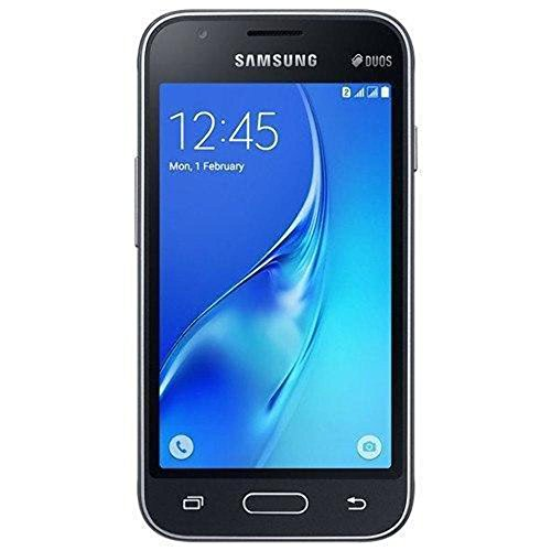 Samsung Galaxy J1 Mini 8GB J105H/DS Dual Sim Unlocked Phone - Retail Packaging- Black