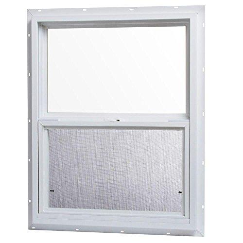 Vinyl Window - 1