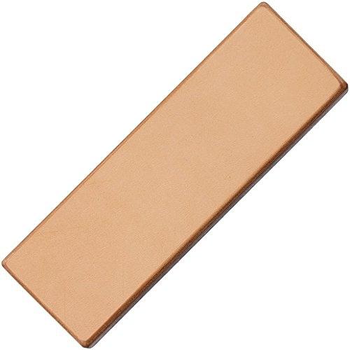 Brommeland Gunleather 6BHS Bench Strop Half Smooth 6in
