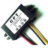 Autek DC to DC Buck Converter 12V to 3.3V 3A 10W Step Down Car Power Supply Module(DCCON-C3.3)