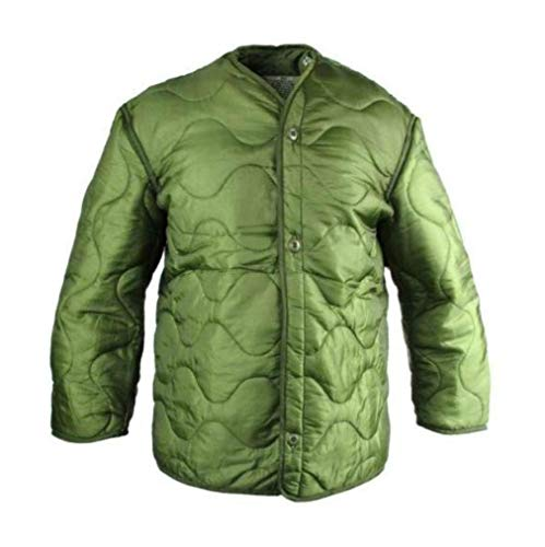 Field Jacket Liner, M-65, Olive Drab--Genuine Military for sale  Delivered anywhere in USA