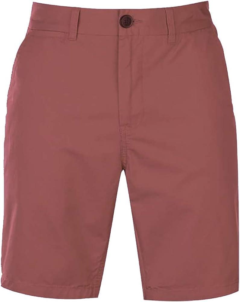 Pierre Cardin Hombre Pantalones Cortos Chinos Clásicos 100% Algodón conCintura Trenzada - multicolor - Mediana - XX tamaños grandes disponibles