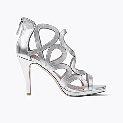 f83948c76b61 Sargossa Redefined Silver (39): Amazon.co.uk: Shoes & Bags