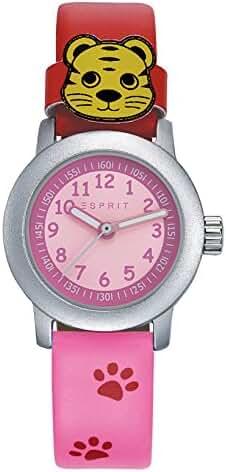 Esprit Girls Watch Cutie Face pink ES106414030