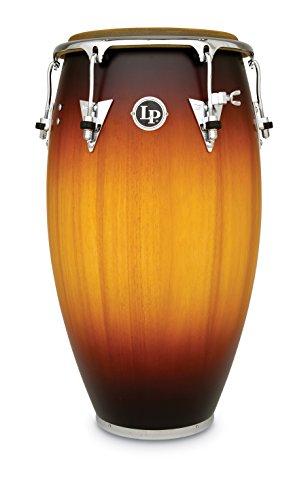 Latin Percussion LP Classic Model Wood 12-1/2'' Tumbadora - Matte Sunburst/Chrome by Latin Percussion