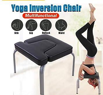 Taburete de inversión de Yoga,Soporte para la Cabeza de Yoga ...