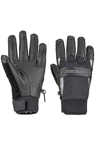 Marmot Men's Spring Glove, Medium, Black