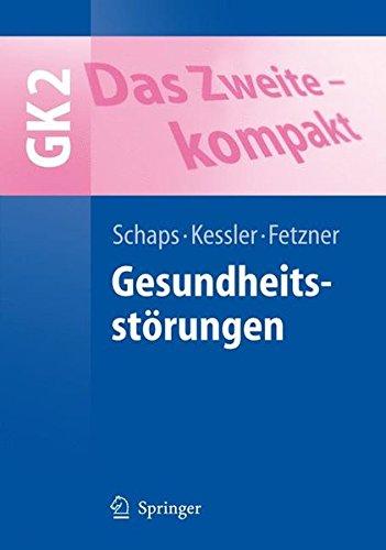 das-zweite-kompakt-gesundheitsstrungen-gk2-springer-lehrbuch