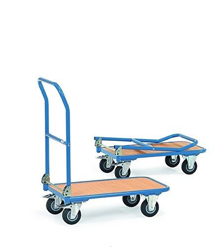 blau Fetra 1132 KW 1 Klappwagen Traglast 150 kg