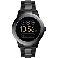Q Founder Gen 2 Two-Tone Stainless Steel Touchscreen Smartwatch FTW2117