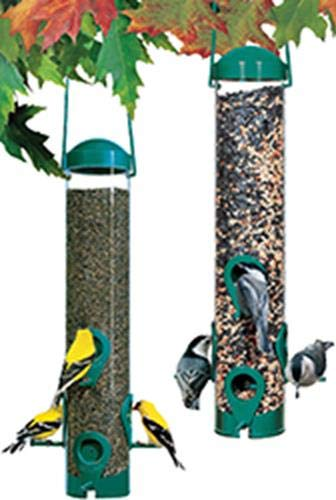 Perky-Pet 3261 Sierra Wild Bird and Finch Feeder