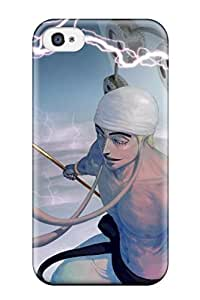 Cheap Case Cover Iphone 4/4s Protective Case God Enel Pictures