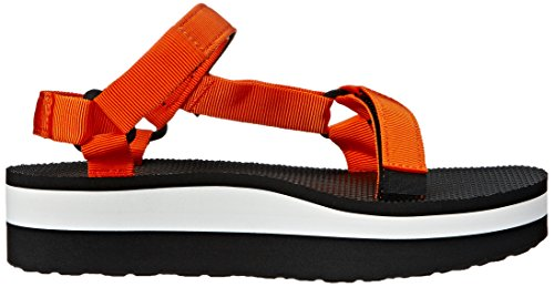 Teva Women's Original Universal Flatform Sports and Outdoor Lifestyle Sandal Golden Poppy ZQEzi