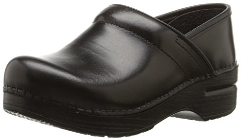 Dansko Women's Narrow Pro Mule, Black, 35 EU/4.5-5 N US by Dansko