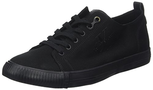 000 Canvas Klein bbk Arnold Sneaker Uomo Calvin Nero Eq0ZwPE