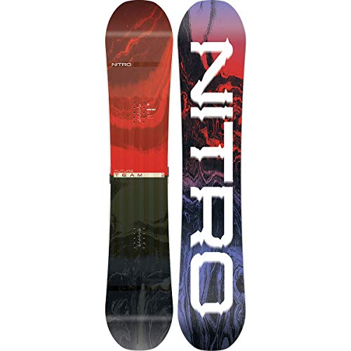 Nitro Future Team Snowboard - Boys' One Color, 138cm ()