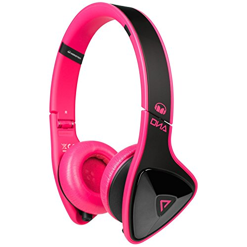 Brand New 128551-55 Monster's DNA On-Ear Noise Isolating Headphones with Control Talk (Monster Dna Noise Isolating On Ear Headphones)