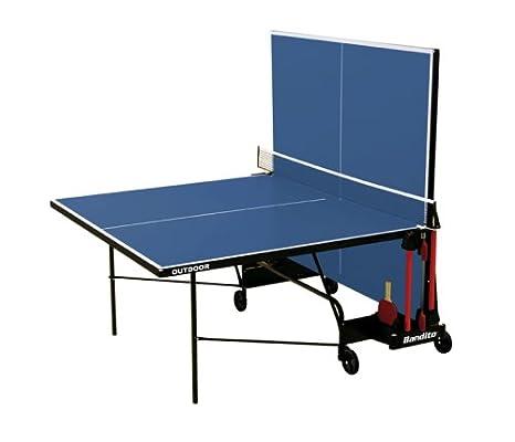 Bandito® Mesa de ping-pong (en Y Exterior): Amazon.es: Deportes y ...