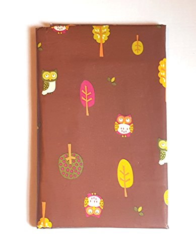 Holiday Tablecloth (52 x 90 in. Oblong, Have a Hoot)