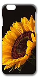 iPhone 6 Case, Custom Design Covers for iPhone 6 3D PC Case - Sun Flower