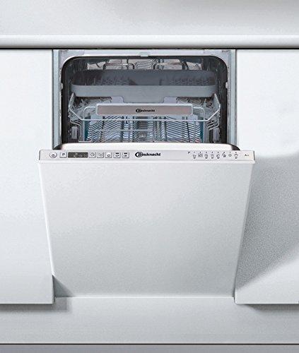Lave-vaisselle BAUKNECHT GCX 825vollint egriert/A + +/211kWh/an/Lignac/2520L/AN/Affichage optique d'Exploitation/Extra Couverts Plateau dans le panier supérieur [Classe énergétique A++]