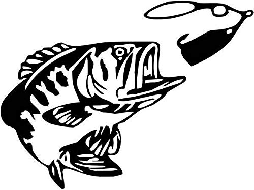 Fishing Lure Blk
