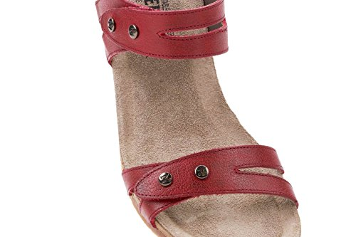Mephisto MINA Sandales pour femme rouge / red