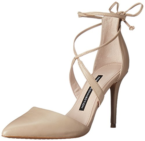 French Connection Women's Elise D'orsay Pump, Almost Nude, 41 EU/10 M US 413XhjDowAL