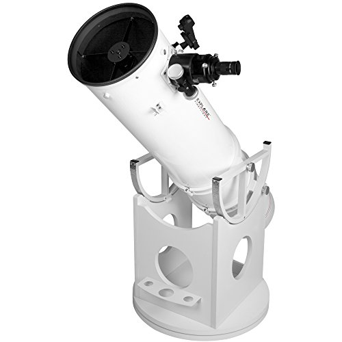 - Explore Scientific FL-DOB0806-01 First Light Solid Tube Dobsonian, 8