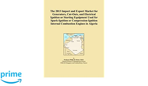 The 2013 Import and Export Market for Generators, Cut-Outs