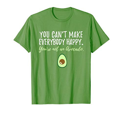 You're not a Avocado T-Shirt: Funny Holy Guacamole Costume ()