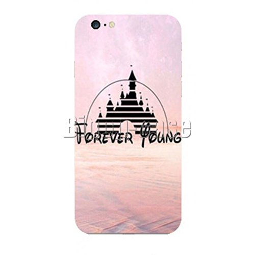 COQUE PROTECTION TELEPHONE IPHONE 6 - FOREVER YOUNG CHATEAU