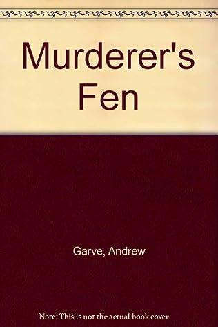 book cover of Murderer\'s Fen