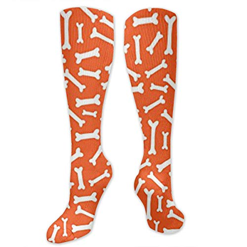 FGUYL Bones On Orange Halloween Unisex Sport Soccer