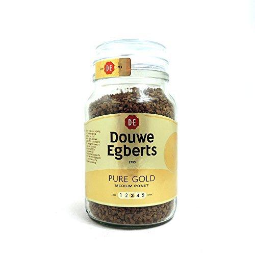(Douwe Egberts - Pure Gold Medium Roast - 190g by Douwe Egberts)