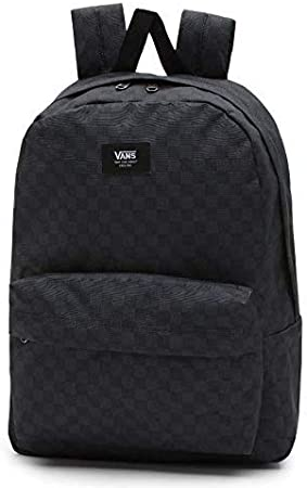 Vans SS20 Mochila Antigua SKOOL III OS Black-Charcoal