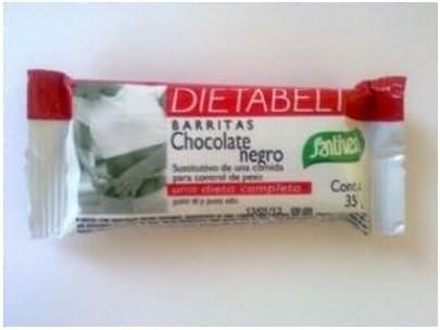 Barrita Sustitutiva Sabor Chocolate Dietabelt 30 unidades de ...