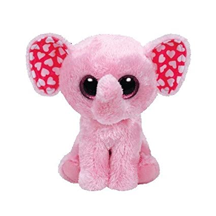 Amazon.com  Ty Sugar Elephant Plush bc051f1530c