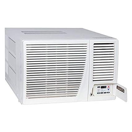 Amana ah183g35ax ventana Aire Acondicionado con bomba de calor con calor eléctrico Copia de seguridad y