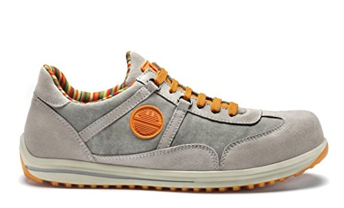 Rassig Schuh S1P SRC 44 Grigio