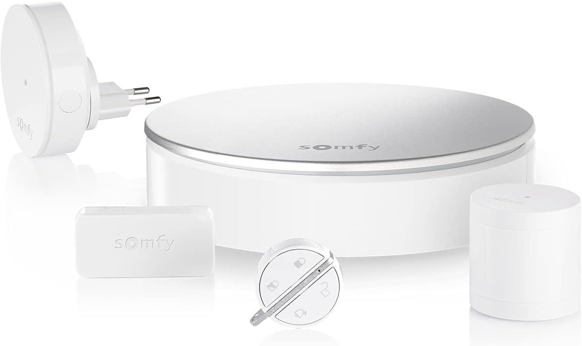 Photo de somfy-2401511-home-alarm-starter-pack-systeme