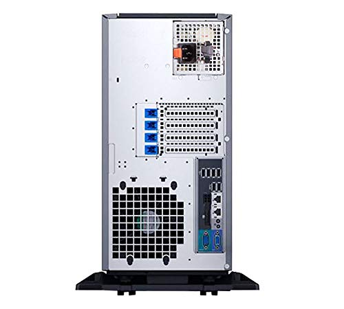 Dell PowerEdge T330 Tower Server, Windows 2019 STD OS, Intel Xeon E3-1230  v6 Quad-Core 3 4GHz 8MB, 32GB DDR4 RAM, 8TB Storage, RAID, Single PSU, 3