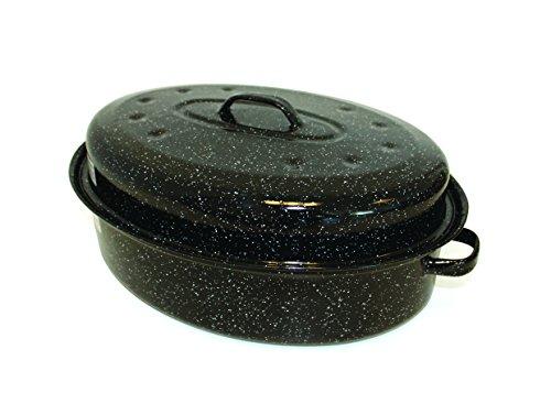 Beka 14730424 Roasty Cook Fuente de cerámica esmaltada, 42 cm