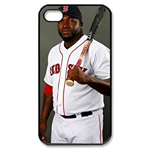 MLB iPhone 4,4S White Boston Red Sox cell phone cases&Gift Holiday&Christmas Gifts NADL7B8824600