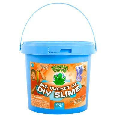 Guava Toys DIY Homemade Slime Kit | Glitter, Colored, Rainbow Beads, Scented, Glow-in-the-Dark Slime