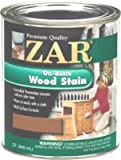 ZAR 12006 Wood Stain, Teak Natural